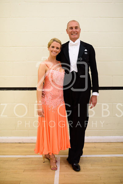 Inspire Suffolk - Strictly Charity 9/7/16