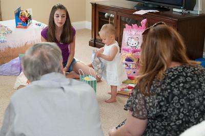 Stroupe First Communion-Birthday