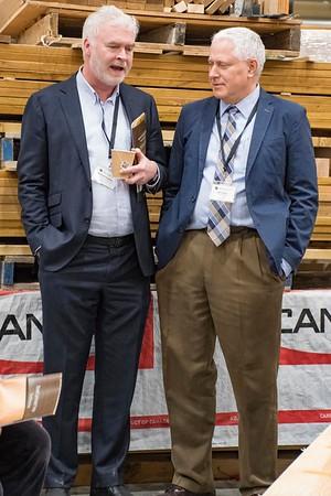 Michael Heeney and Gerry Epp