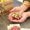 Seeds...getting children in schools to plant gardens