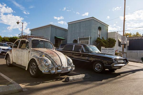 Wendy's VW Bug and Mercury