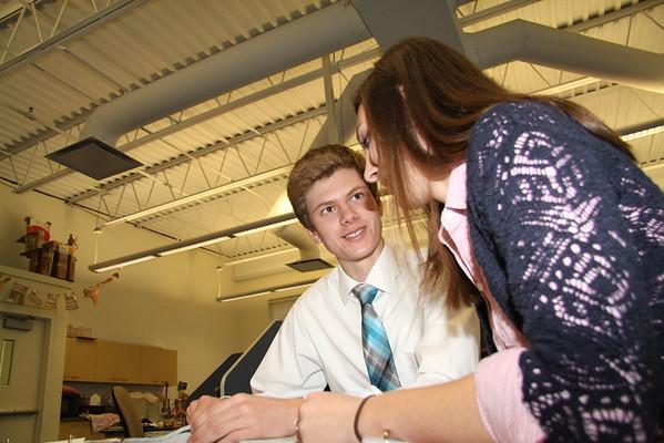 Student Candids Fall 2014