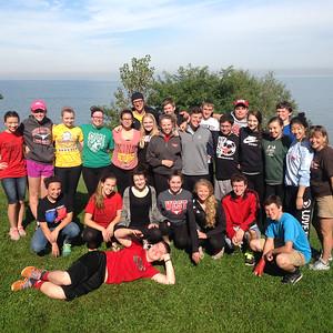 Student Council Retreat (Fall 2014)