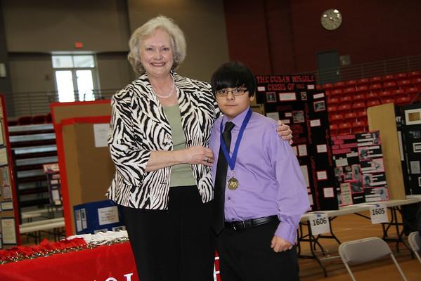 Lee College Regional History Fair 2011