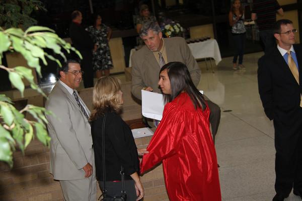 Summer Graduation 8/19/2011