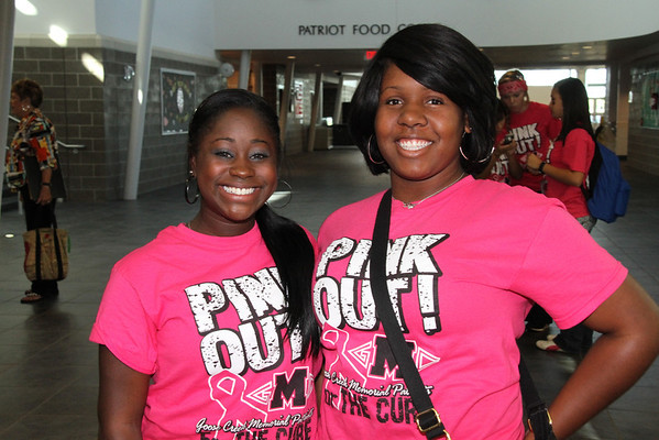 Pink Out Cancer Fight 10/21/2011