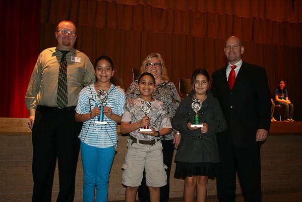 Spelling Bee 2/23/2012