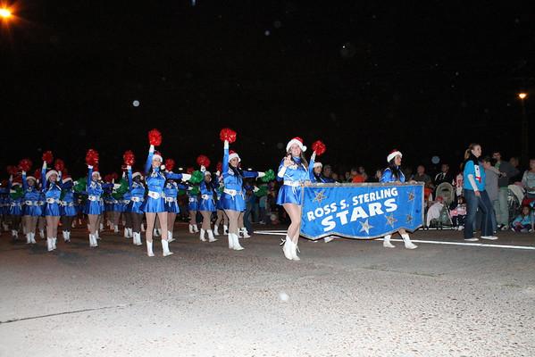 Christmas Parade 12/08/2012