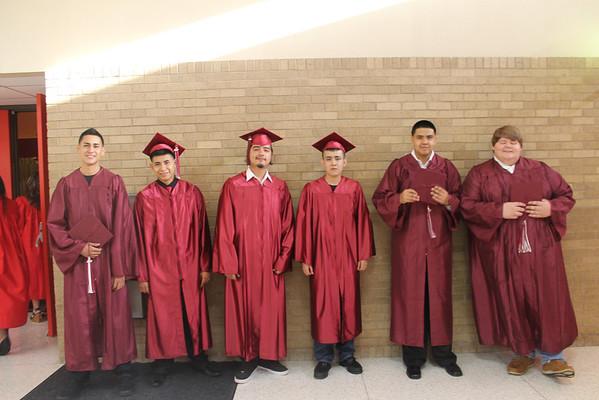 Summer Graduation 8/17/2012