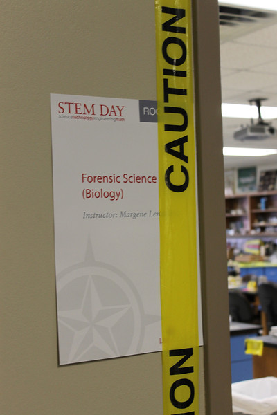 STEM at Lee College - March 1, 2013
