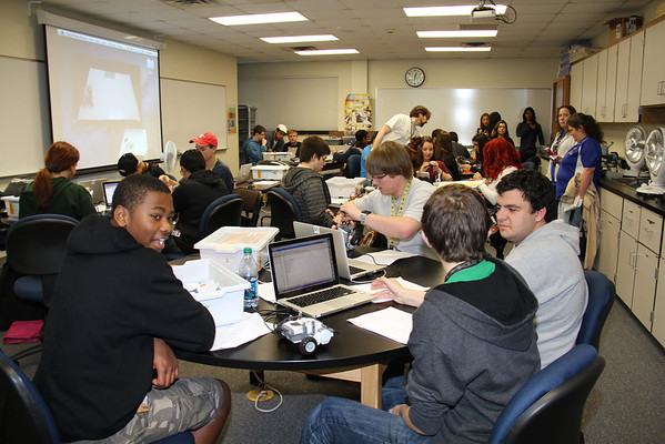 2014 STEM Day at Lee College