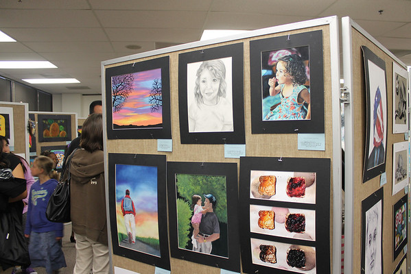 Youth Art Month – April 18, 2013
