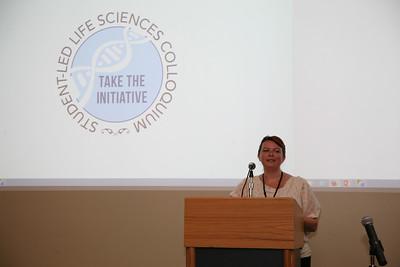 Student-Led Science Colloquium 4-10-15