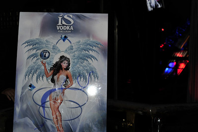 Photographs and Video of DJ Mix Off sponsored by IS Vodka at Studio 54 Club in MGM Las Vegas. IS Vodka held open bar supplying shots of IS Vodka for all guests downstairs. While upstairs in the VIP Ba rArea, IS Vodka bottles were complimentary on every VIP table.
