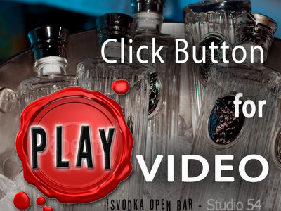 MAKE SURE TO CHECK OUT THIS VIDEO * * O P E N * B A R * * with IS VODKA at Studio 54 in MGM Grand Casino Las Vegas  IT'S A PART-Y