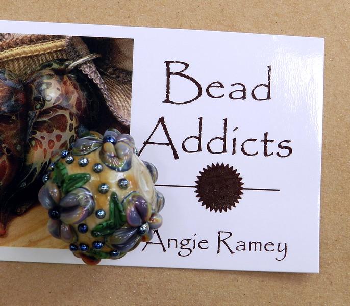 Trade bead.