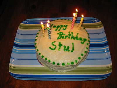 Stu's 33rd Birthday