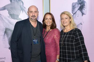 Alejandro Vigilante, Isabel Brinck, Sally Vigilante