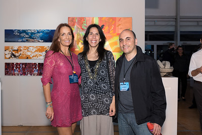 Isabel Brinck, Patricia Astorga, Andrés Hirmas