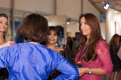 Marina Bellino, Ximena Pérz, Isabel Brinck