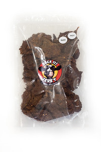 large keto hot jerky