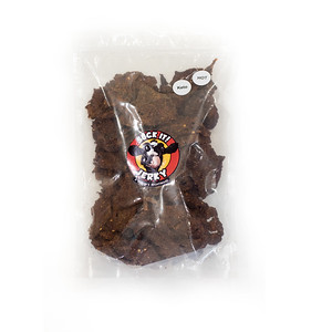 large keto hot jerky square