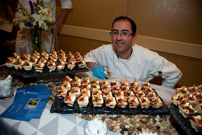 Chef Laurent Reze of the International Trade Center