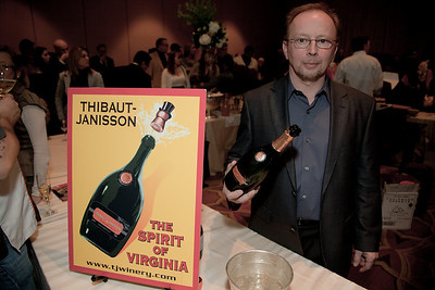 Claude Thibaut of Thibaut -Janisson Winery