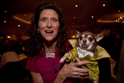 Kristina Robertson and Cocoa, the Chihuahua Barkley Square/Karing By Kristina-Total Pet Care