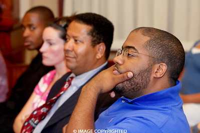 August 2, 2007. Boston, MA. Commonwealth Seminar Special Summer Seminar graduation.