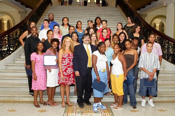 Summer 2007 Graduation