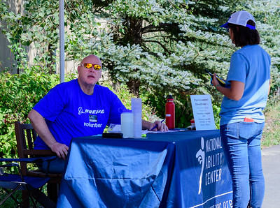 PARK CITY, UT - 2017:  Summer Field Day, National Ability Center (Photo by Dave Obzansky)