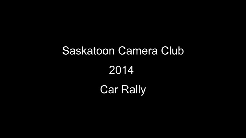 2014 CarRally