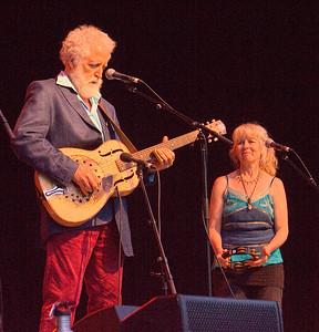Ken Whitely on the main stage