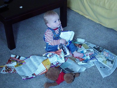 ok, so you are not really meant to tear up the TV guide...
