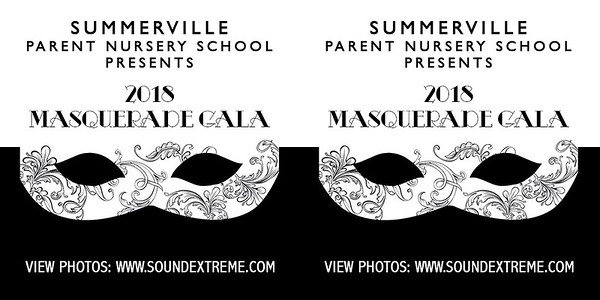 Summerville Parent Nursery Masquerade Gala 2018