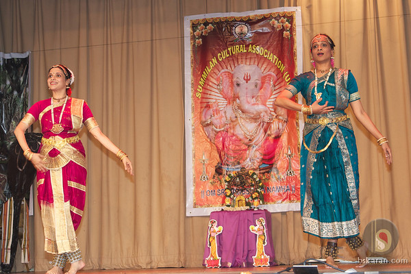 Dance & Drama - Monsoon festival 2012 @ Wrexham Memorial Hall - Wrexam