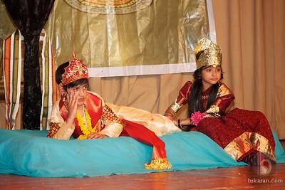 Dance & Drama - Monsoon festival 2012 @ Wrexham Memorial Hall - Wrexam