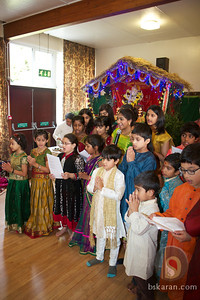 Ganesh - Monsoon festival 2012 @ Wrexham Memorial Hall - Wrexam