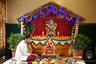 Ganesh - Monsoon festival 2012 @ Wrexham Memorial Hall - Wrexam