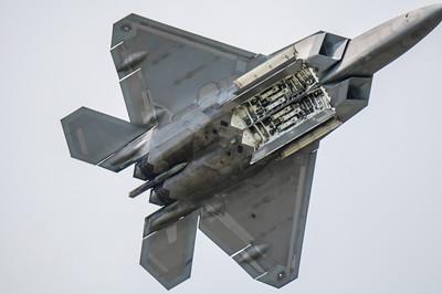 F-22 Doors Open