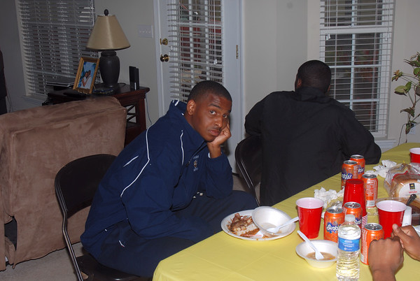 Sunday Dinner Stillman B'ball