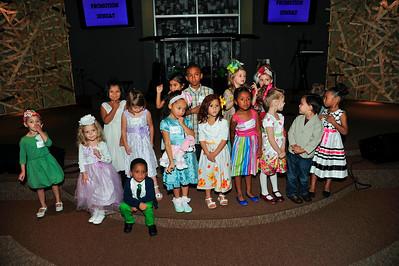 Sunday School Promotion 2013