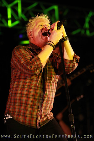The Offspring - Sunfest 2013
