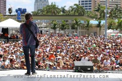 Carrie Bradburn, Sunfest 2013