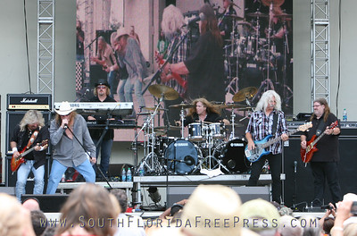 Molly Hatchet Sunfest Sat 2013
