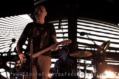 Sunfest 2013 Smashing Pumpkins