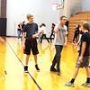 Submitted photo<br /> The generosity of some was rewarded with basketball games.