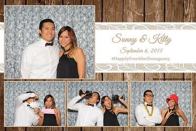Sunny & Kitty Wedding - 09.06.15