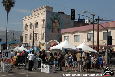 Sunset Junction Street Festival - Silver Lake - Los Angeles, CA - August 2007